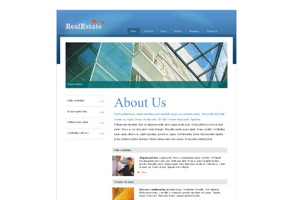 About Us Template Shatterlioninfo - About us template for website