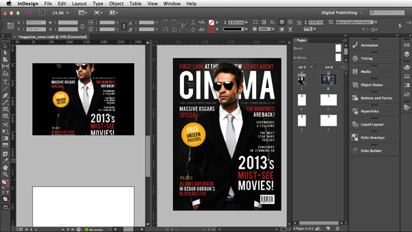 adobe indesign templates free