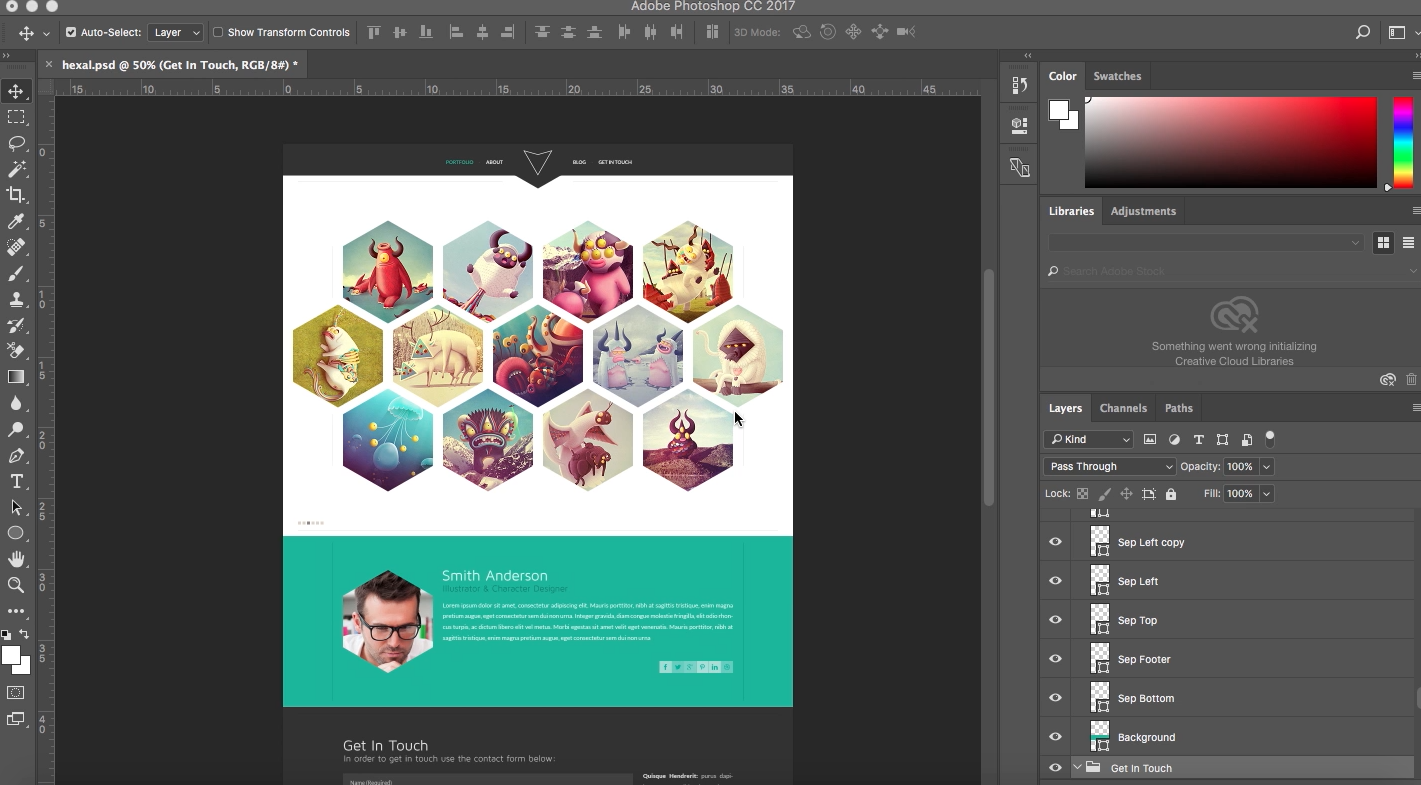 adobe muse templates free