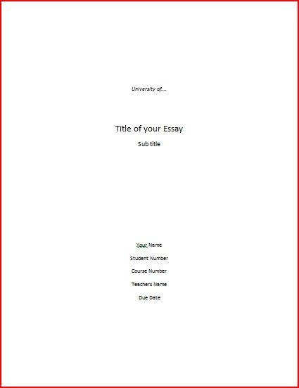 Title Page For Apa Format Paper Narsuogradysmoving