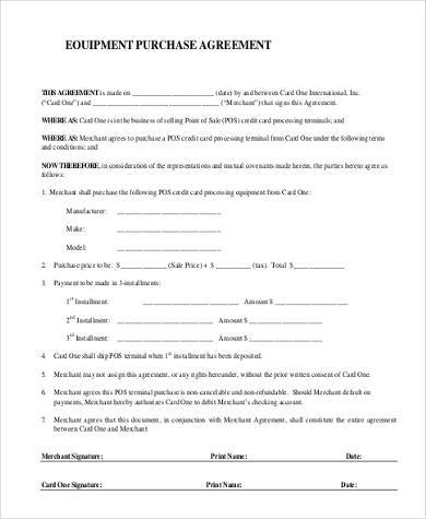 Asset Purchase Agreement Template  ShatterlionInfo