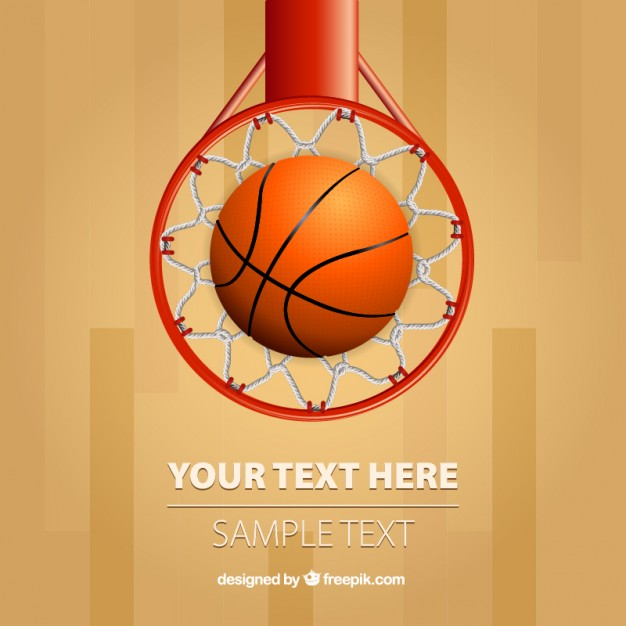 basketball flyer template free