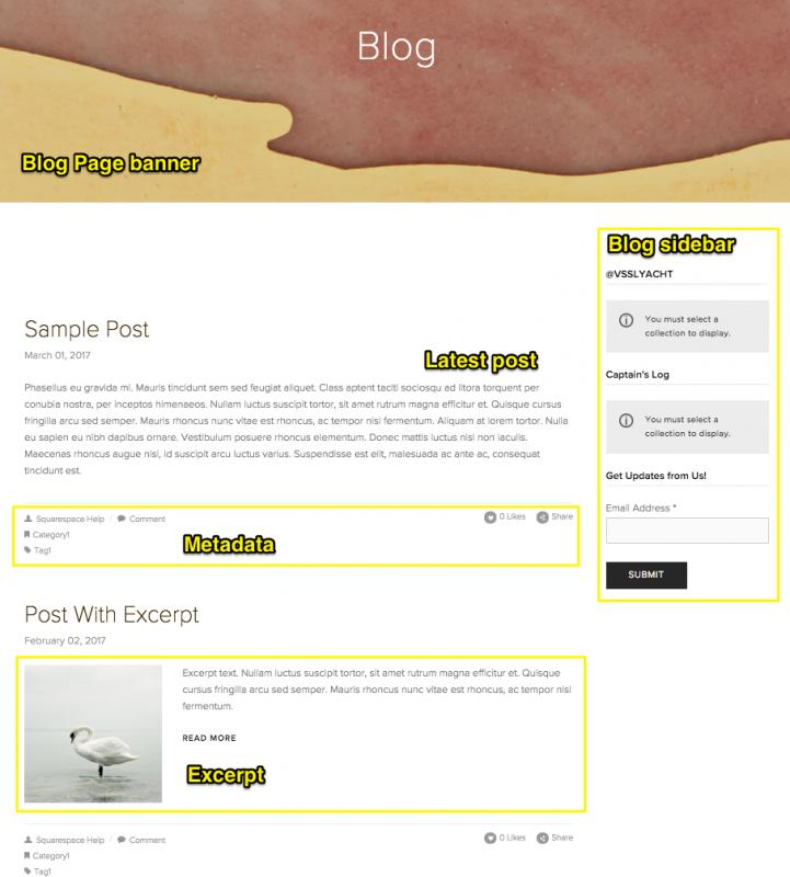Best squarespace template for blog for Best squarespace template for blog