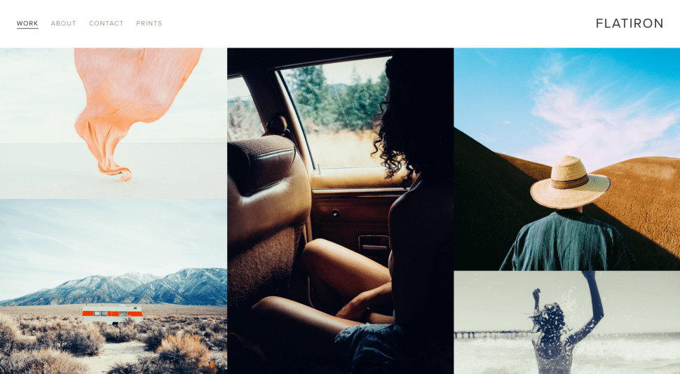 Best Squarespace Template For Photographers Shatterlionfo