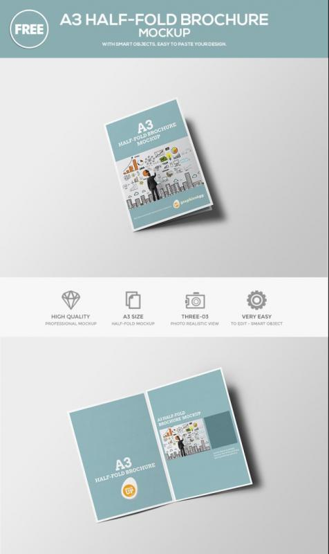 Free Bi Fold Brochure Templates Sample Bi Fold Brochure Optimvest