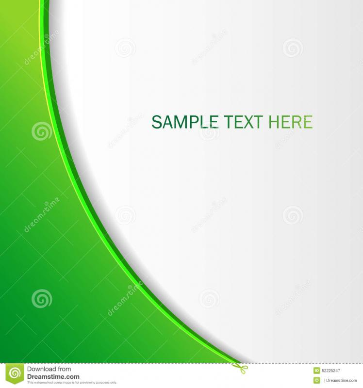 Blank Brochure Template Free Vector Download 14649 Free Vector