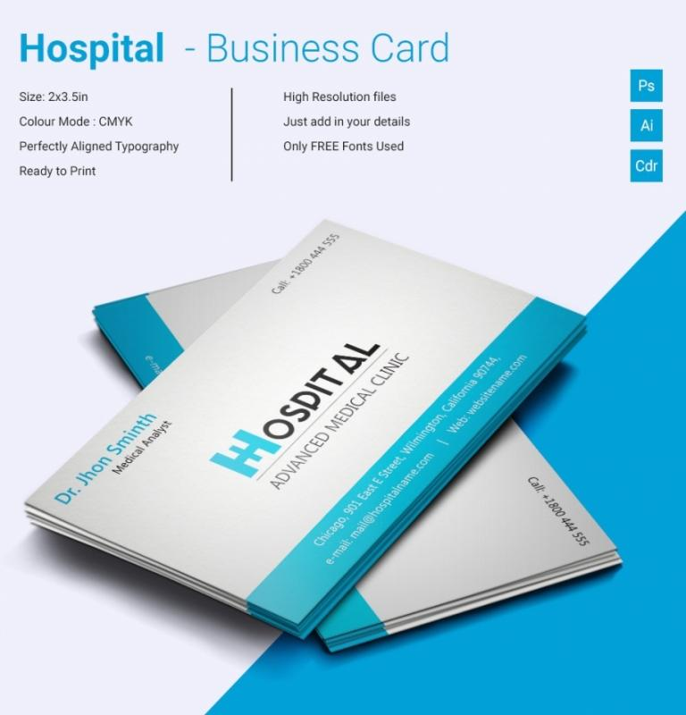 Blank business card template microsoft word shatterlionfo clean business card template microsoft phrase reheart Image collections