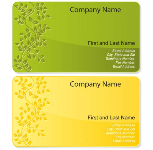 Blank Business Card Template Microsoft Word Shatterlionfo