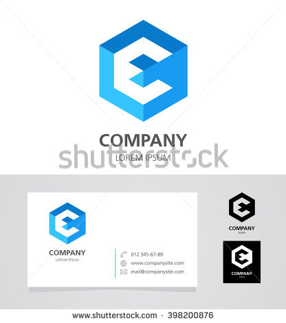 business card size template