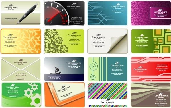 business card template download