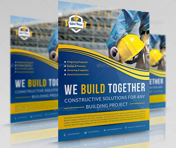 Business Flyer Templates Free Shatterlioninfo - Business advertising flyers templates free