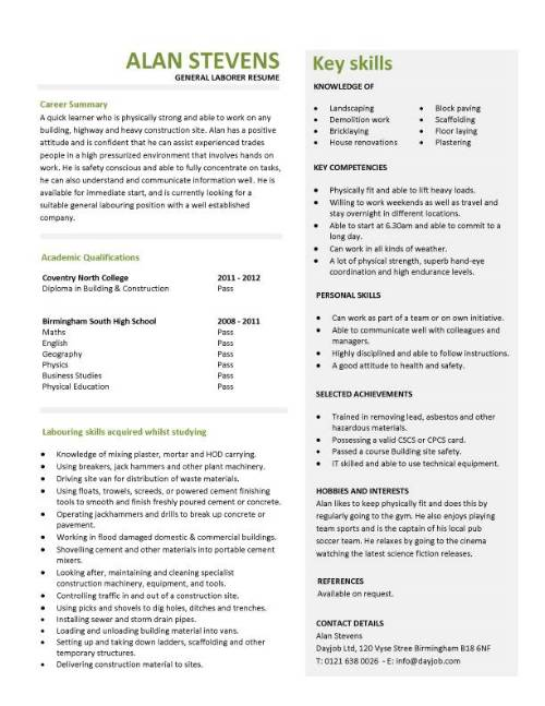 Capability Statement Template  ShatterlionInfo