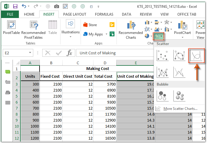 check template excel