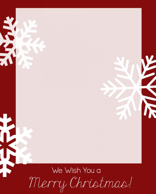 Delightful Christmas Card Templates Phrase. Christmas Card Templates Word And Christmas Card Word Template