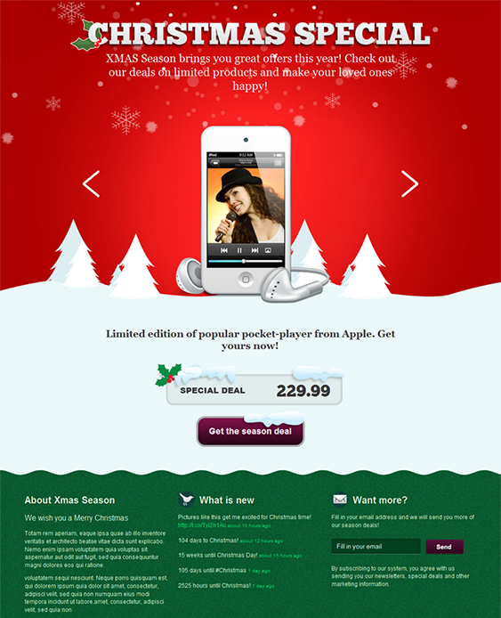 Christmas newsletter template shatterlionfo christmas newsletter template maxwellsz