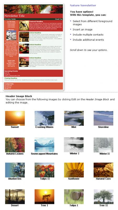 Constant Contact Email Templates Shatterlioninfo - Constant contact newsletter templates