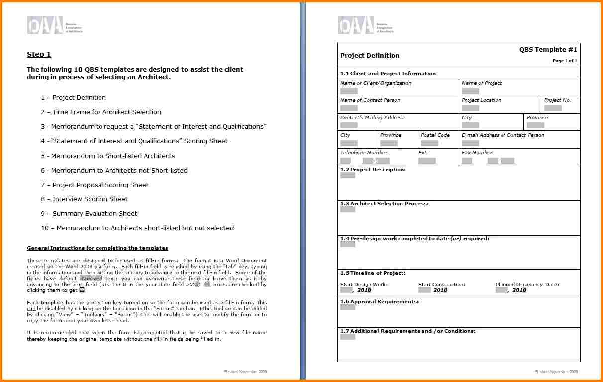 landscaping scope of work template - construction scope of work template