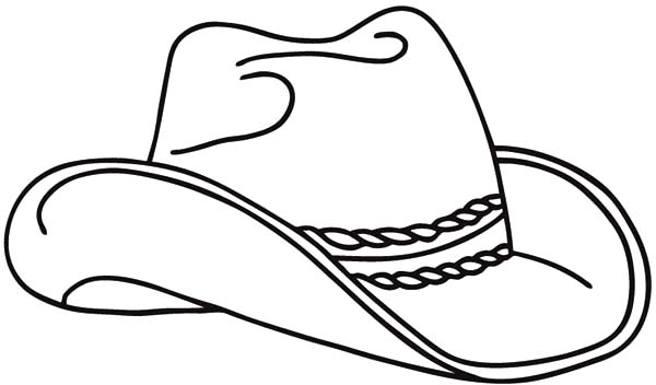 Cowboy boot template for Cowboy boots coloring pages to print