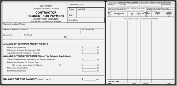 credit card form template
