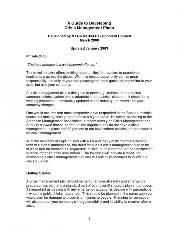 communication policy template - crisis communication plan template