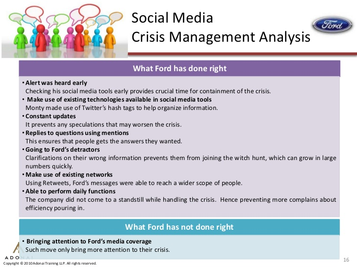 how to write a crisis management plan
