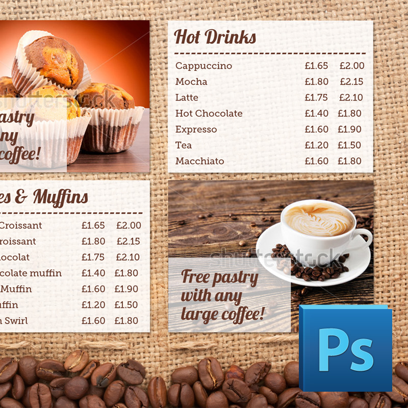 digital signage templates