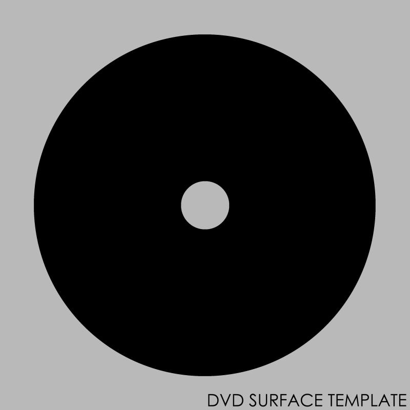Dvd Label Template  ShatterlionInfo