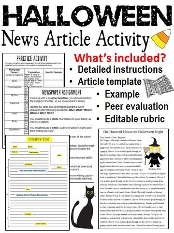 Class Newspaper Template Image Collections Template Design Free