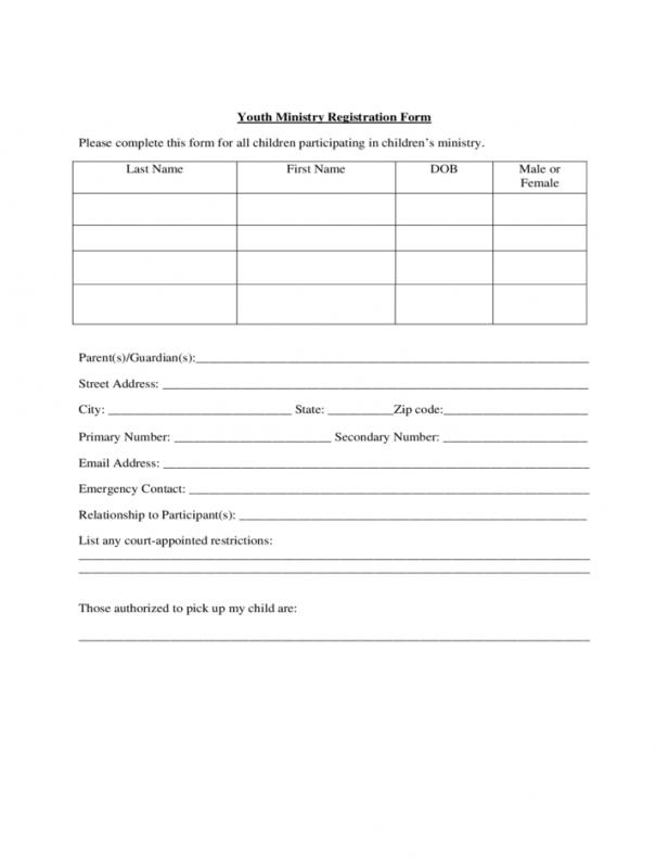 Emergency contact form template shatterlionfo emergency contact form template maxwellsz