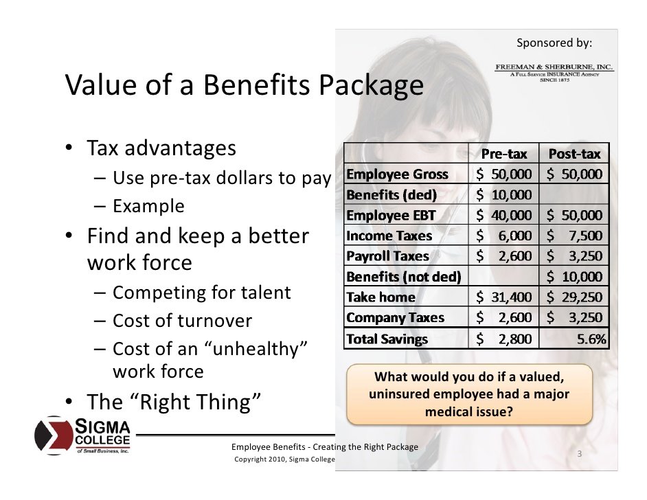 Employee Benefits Package Template Shatterlioninfo - Employee benefits package template