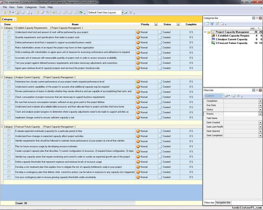 excel project management template with gantt schedule creation