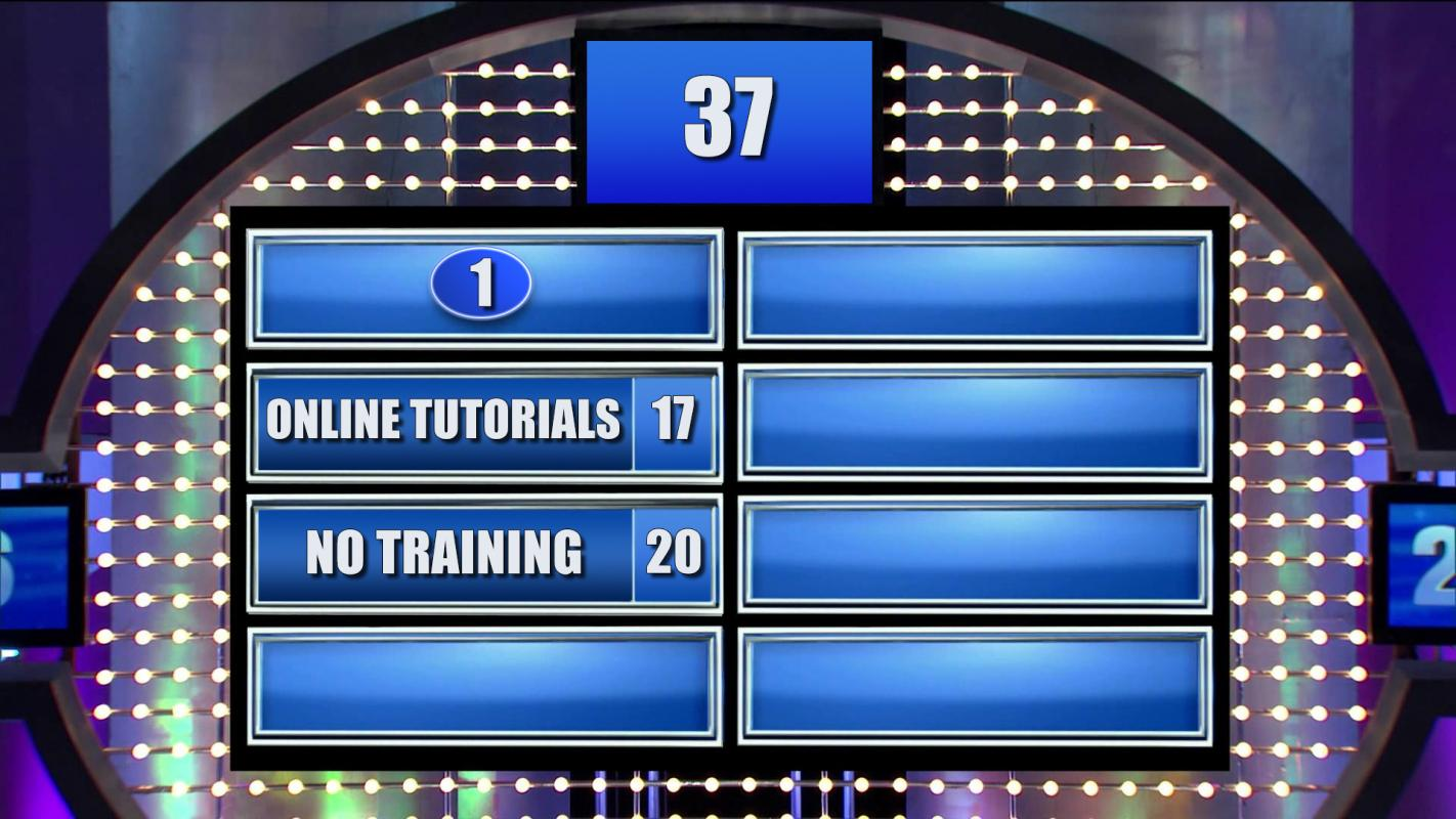 family feud game template