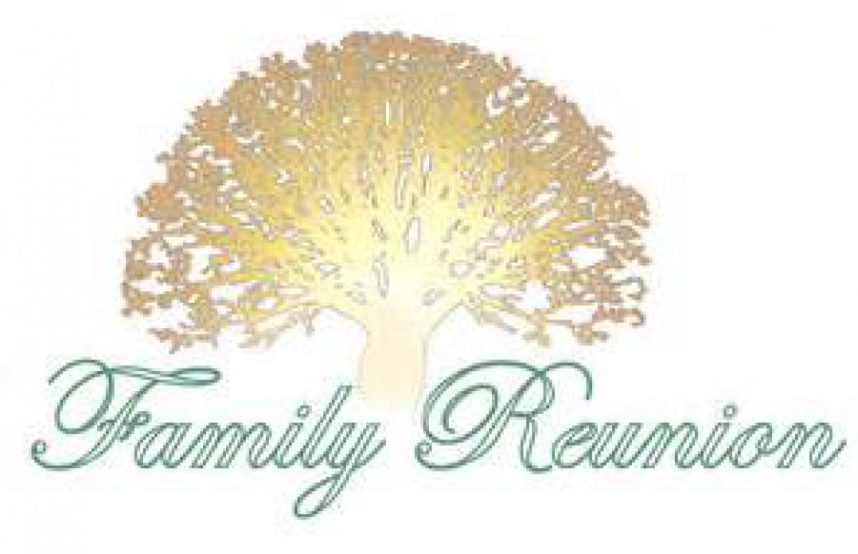 family reunion t shirt design template