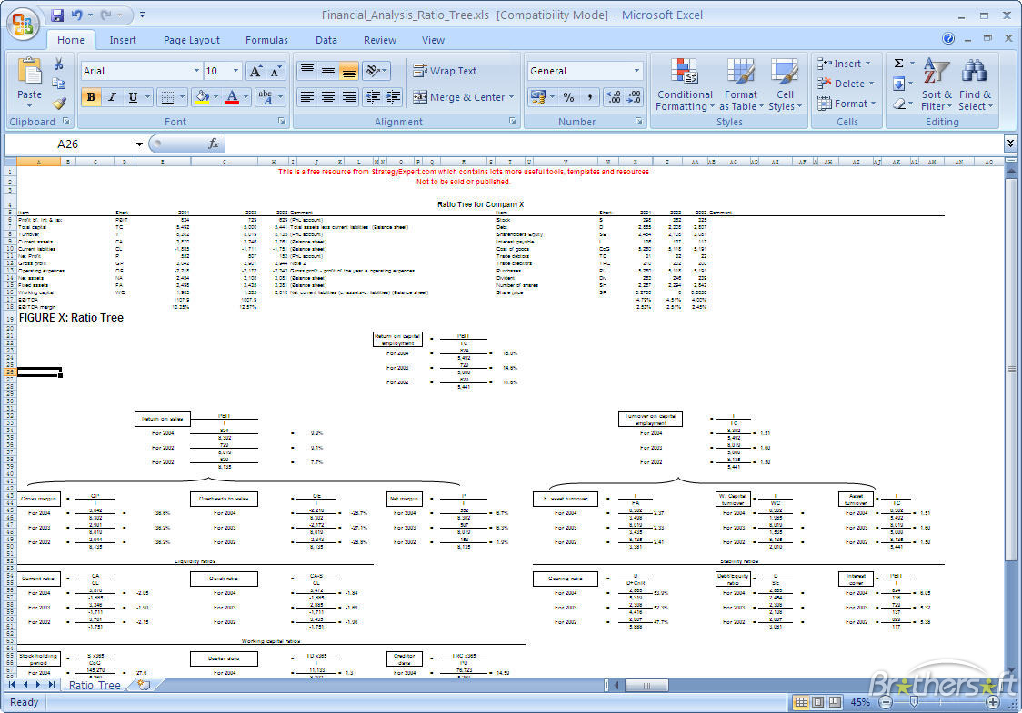 Family Tree Template Excel | shatterlion.info