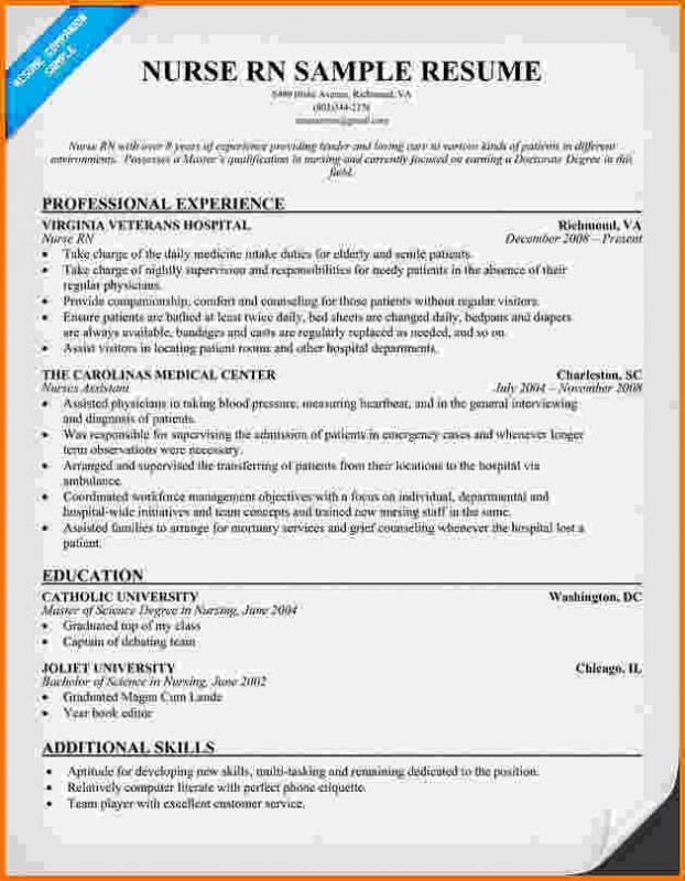 first job resume template