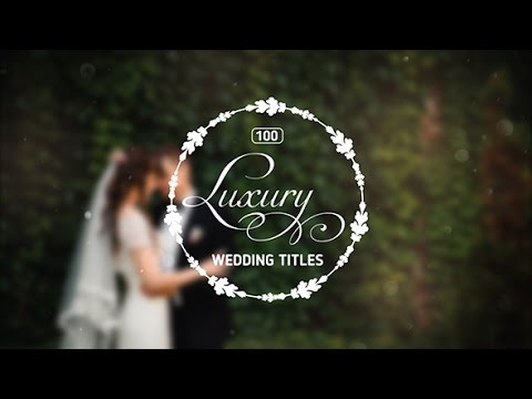 free after effects title templates