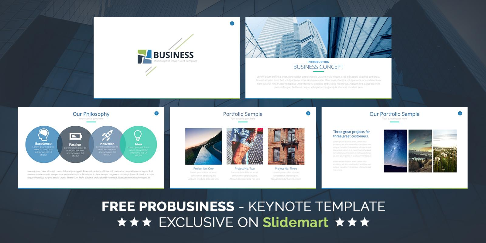 free business plan template word