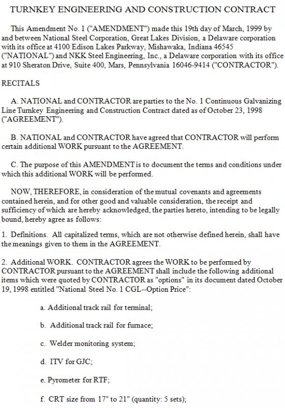 Free bylaws template for Turnkey contract template