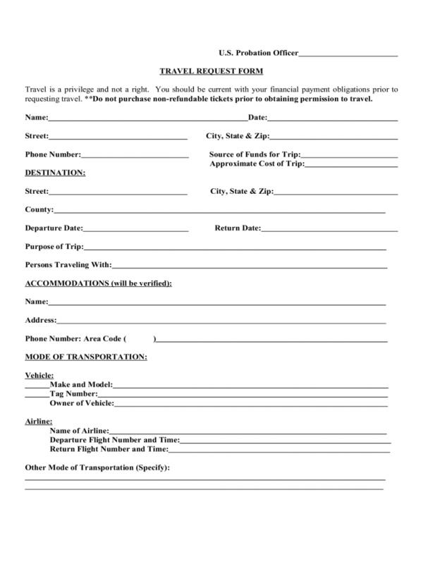 Free Child Travel Consent Form Template  ShatterlionInfo