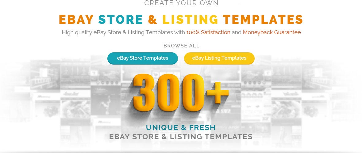 free ebay store templates