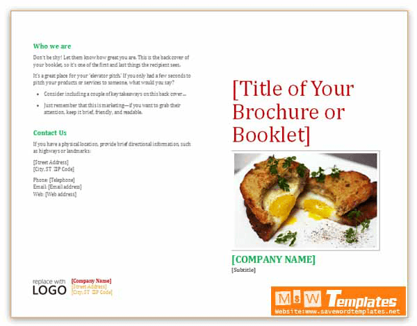 template for program booklet for event muco tadkanews co