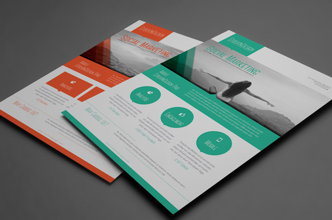 Free Indesign Flyer Templates | shatterlion.info