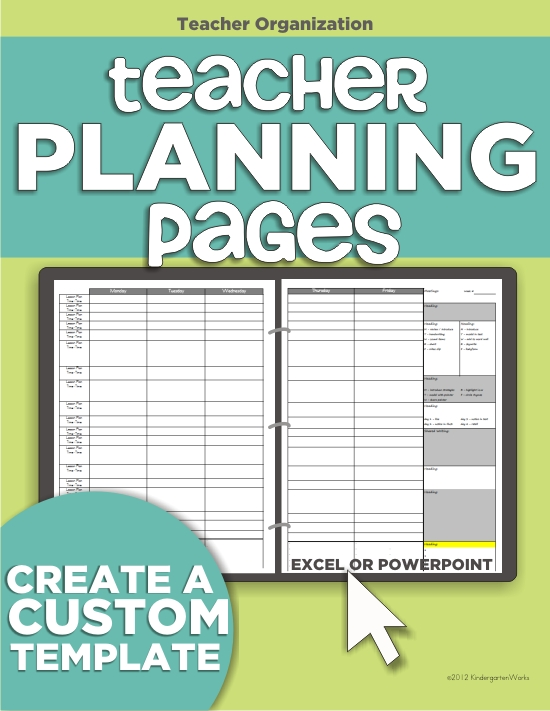 Free Lesson Plan Templates Shatterlioninfo - Free printable lesson plan templates