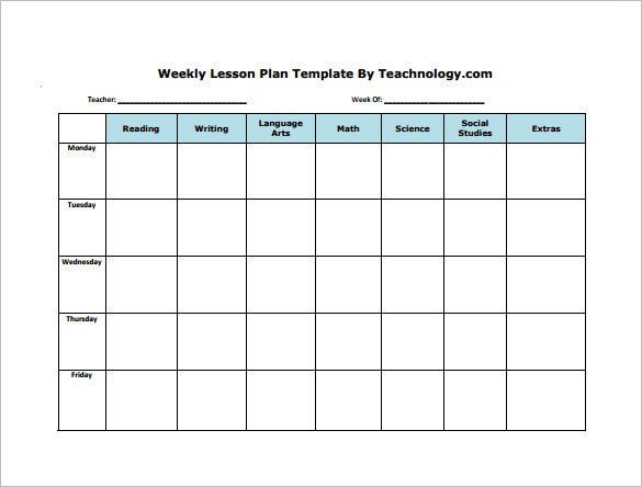 Free Lesson Plan Templates Shatterlioninfo - Free lesson plans templates