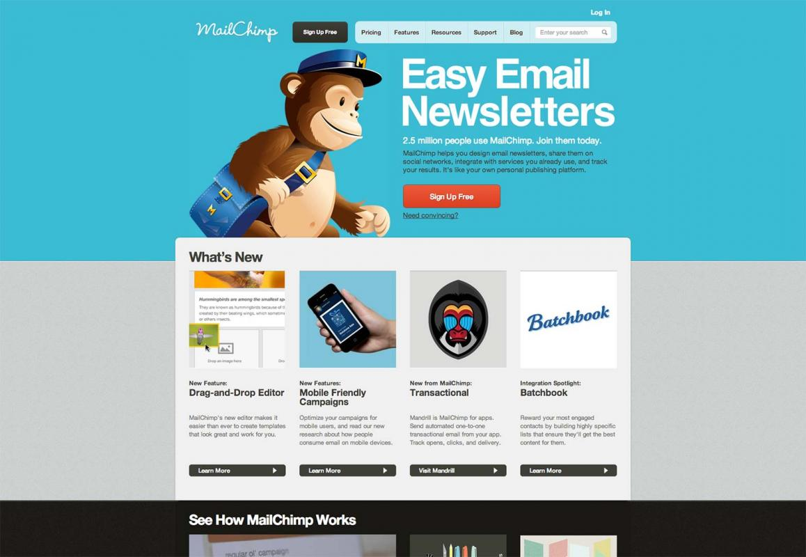 Free Mailchimp Templates Shatterlioninfo - How to create a template in mailchimp
