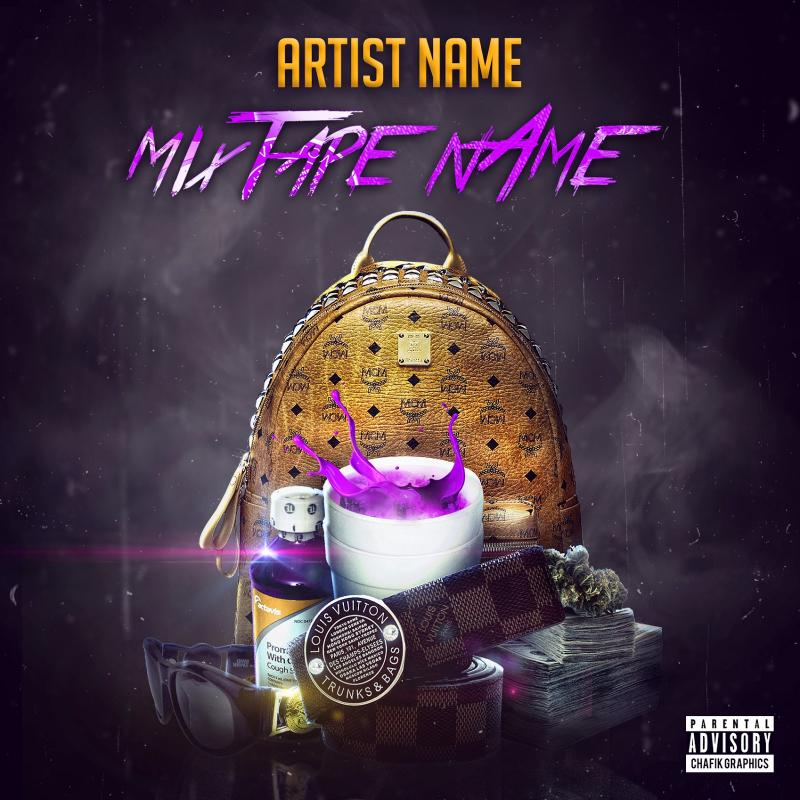free mixtape covers templates