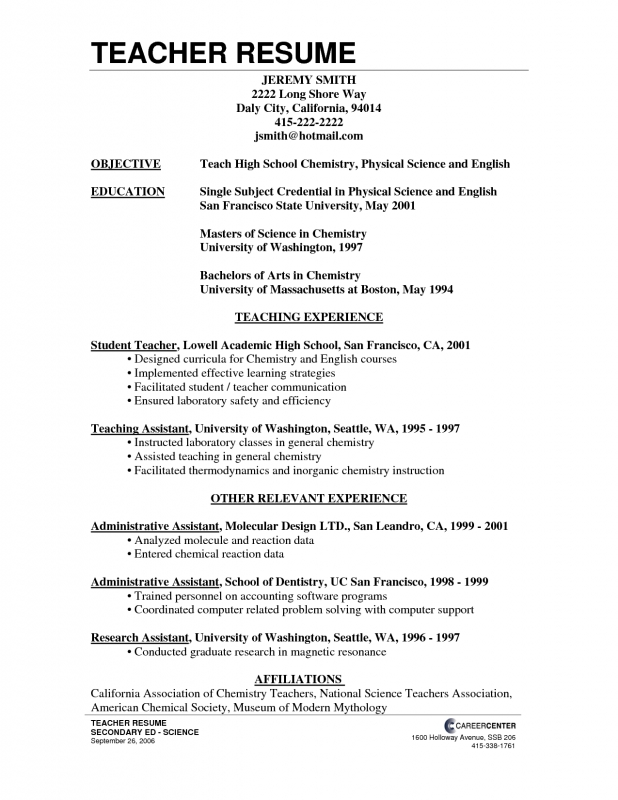 free nursing resume templates