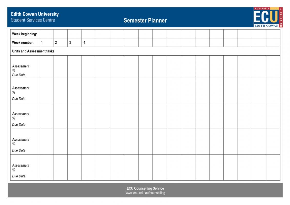 free printable lesson plan template
