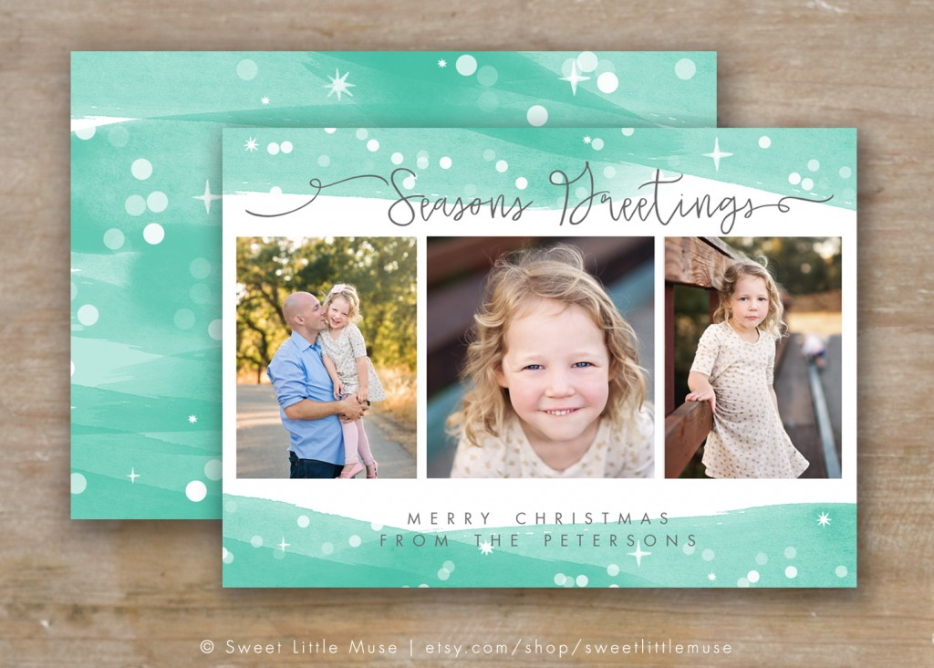 free holiday card templates for photoshop Gottayottico