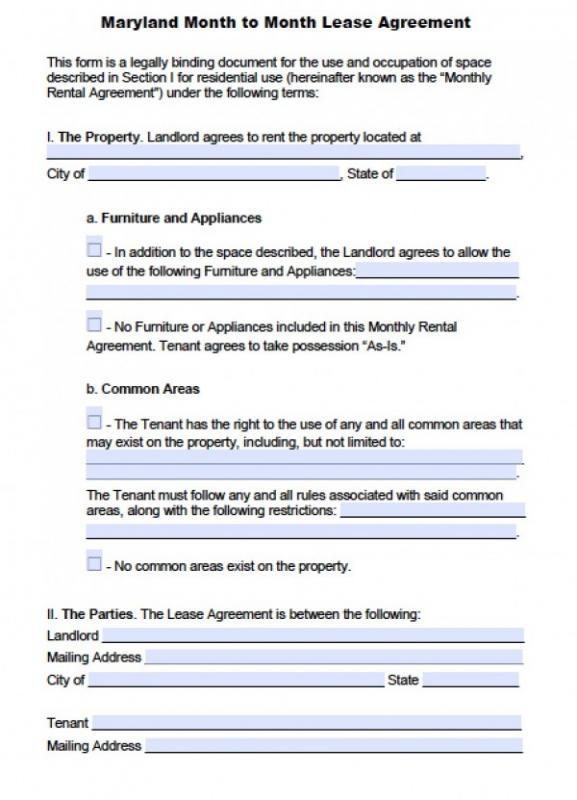 free rental application template